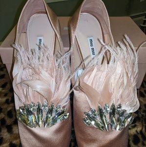 Miu Miu Ballet Slipper EU 41 $895